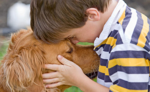 Could Therapy Dogs the answer for Colorado At risk youth